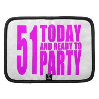 Los cumpleaños divertidos 51 de los chicas hoy y planificadores