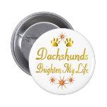 Los Dachshunds aclaran mi vida Pin
