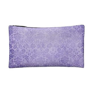Los damascos púrpuras en colores pastel se