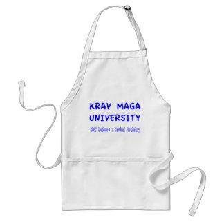 Los delantales de la universidad de Krav Maga del