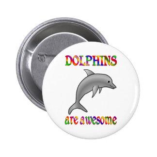 Los delfínes son impresionantes pins