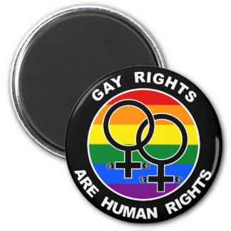 Los derechos de los homosexuales son derechos iman