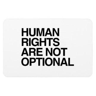 LOS DERECHOS HUMANOS SON NO OPCIONALES - .PNG IMAN FLEXIBLE