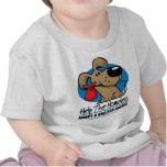 Los desamparados acarician camisetas