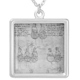 Los descendientes de la condesa Anne c 1483 Collares