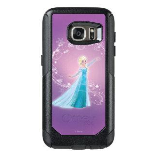 Los deshielos del amor de Elsa el  , amor brillan Funda Otterbox Para Samsung Galaxy S7