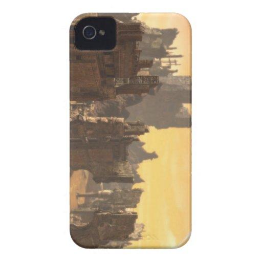 Los desiertos de TERA Case-Mate iPhone 4 Cárcasa