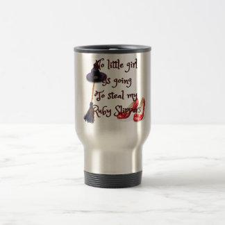 Los deslizadores de rubíes son los míos taza de café