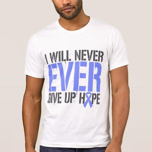 Los desordenes eosinófilos daré nunca nunca para camiseta
