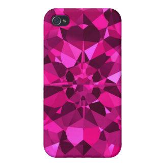 Los diamantes son para siempre caso del iPhone iPhone 4 Cobertura