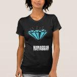Los diamantes y Hadassah Hardcandy son para Camisetas