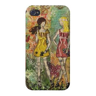 Los días tienen gusto de éstos de Janelle Nichol iPhone 4 Fundas