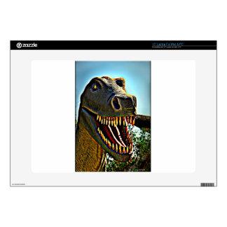 Los dientes del dinosaurio portátil 38,1cm skin