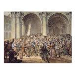 Los diez días de Brescia, después de 1849 Tarjeta Postal
