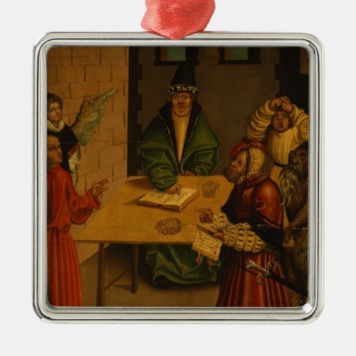 Los diez mandamientos, 1516 ornamentos de navidad