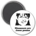 Los dinosaurios son potros de Jesús Iman De Frigorífico