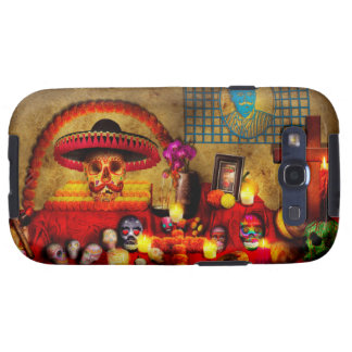 Los dios muertos - Rembering loved ones Galaxy S3 Cover