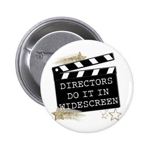Los directores lo hacen en con pantalla grande pin