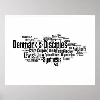 Los discípulos de Dinamarca Póster