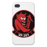 Los discípulos del diablo VF-301 iPhone 4 Carcasa