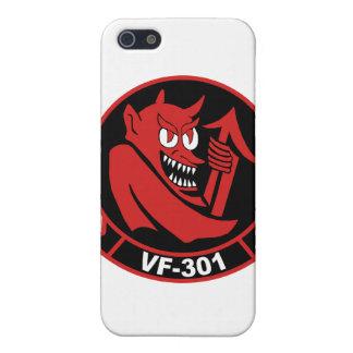 Los discípulos del diablo VF-301 iPhone 5 Fundas