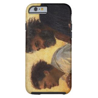 Los discípulos Peter y funcionamiento de Juan Funda Para iPhone 6 Tough