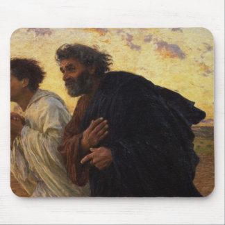 Los discípulos Peter y funcionamiento de Juan Mousepads