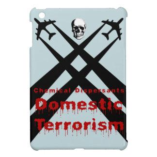 Los dispersores químicos son terrorismo nacional