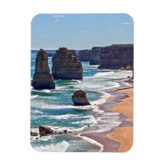 Los doce apóstoles, Victoria, Australia Imanes