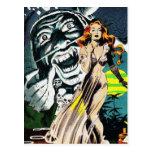 Los doctores de bruja encanto - vintage cómico tarjetas postales