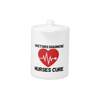 Los doctores Diagnose Nurse Cure