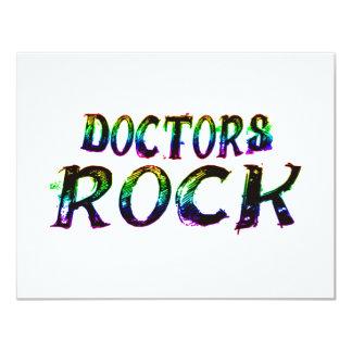LOS DOCTORES ROCK WITH COLOR