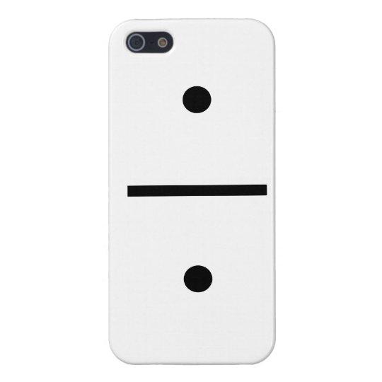 los dominós 1 y 1 diseñan el iPhone listo 5 del ca iPhone 5 Carcasas