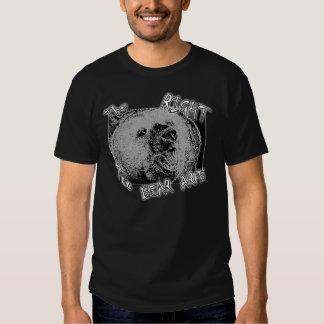 Los dos brazos derechos del oso playera