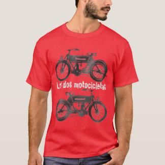 los dos motocicletas T-Shirt