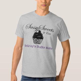 Los dulces descarados de Audrey cuecen a los Camisas