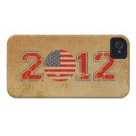 Los E.E.U.U. 2012 Case-Mate iPhone 4 Carcasas