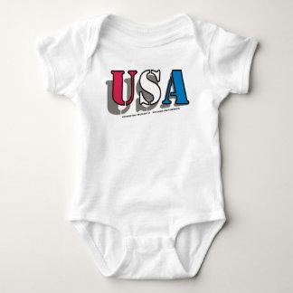 Los E.E.U.U. 2 Tee Shirt