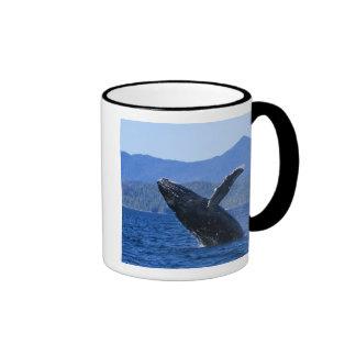Los E.E.U.U., Alaska, isla del Príncipe de Gales.  Tazas De Café