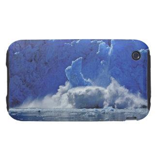 Los E.E.U.U., Alaska, Juneau. Parte del aserrador Tough iPhone 3 Cárcasa