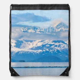 Los E.E.U.U., Alaska, parque nacional 7 del Mochila