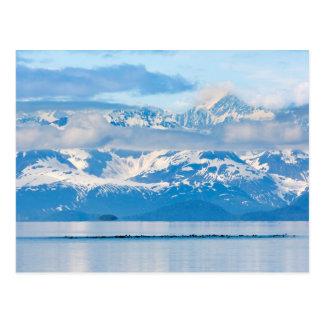 Los E.E.U.U., Alaska, parque nacional 7 del Postal