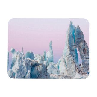 Los E E U U Alaska parque nacional del Glacier
