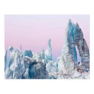 Los E.E.U.U., Alaska, parque nacional del Glacier Tarjetas Postales