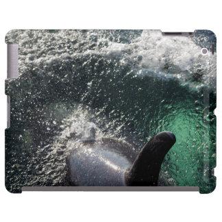 Los E.E.U.U., Alaska, primaveras de Tenakee. Orca Funda Para iPad