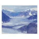 Los E.E.U.U., Alaska, Wrangell-St Elias NP, Lecont Posters