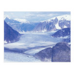 Los E.E.U.U., Alaska, Wrangell-St Elias NP, Lecont Postal
