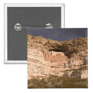 Los E.E.U.U., Arizona, campo Verde: Castillo de Mo Pin Cuadrada 5 Cm