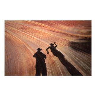Los E E U U Arizona escalera magnífica Escalant Arte Fotografico