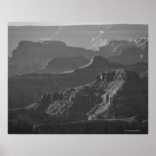 Los E.E.U.U., Arizona, Gran Cañón Póster